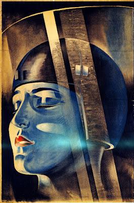 Image from movie Metropolis