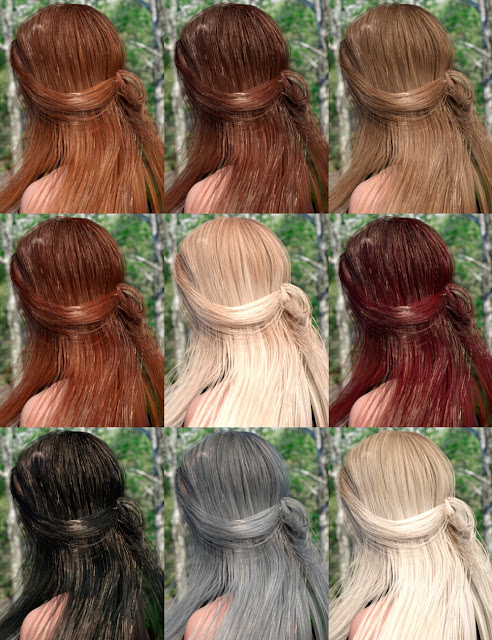Colors for Carefree Hair