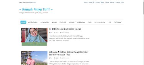 review blog ning bloger surabaya