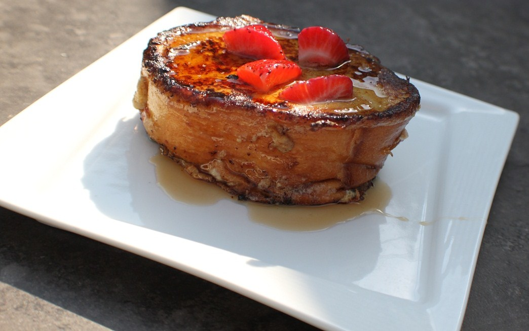 Nutella Filled French Toast | What's Cookin' Italian Style ...