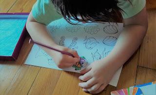 colorier coloriage poisson nemo zig sharko sirene aquarium maison fabriquer activité enfant petit