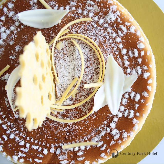 Century Park Hotel Deli Snack Hokkaido Cheesecake