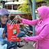 Buka Puasa Bersama, Polda Kepri Berbagi Asih di Simpang Batubesar