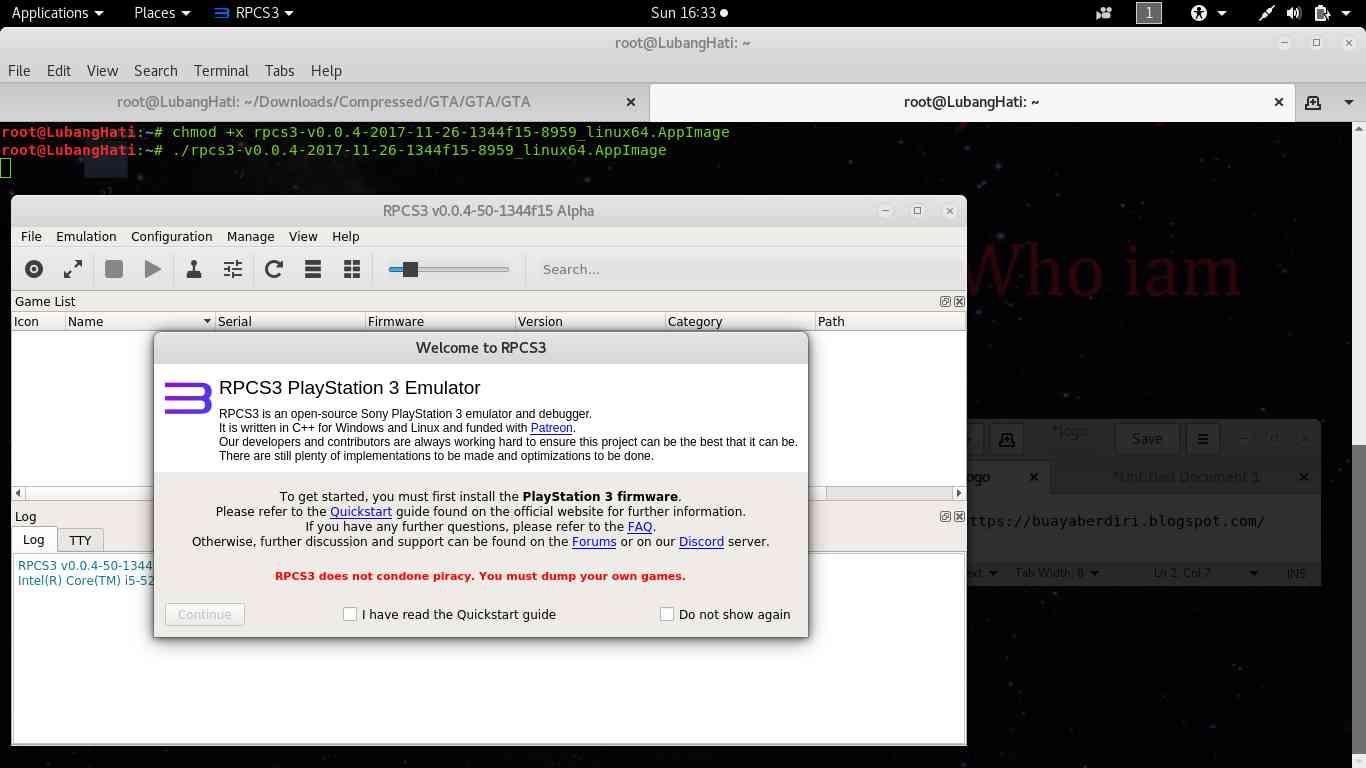 Rpcs3 Firmware