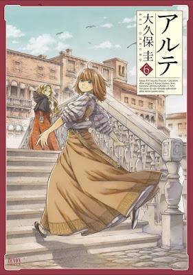 [Manga] アルテ 第01-06巻 [Arte Vol 01-06] Raw Download