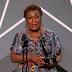 "Burna Boy's Mother Accepts ""Best International Act"" At BET Awards 2019"