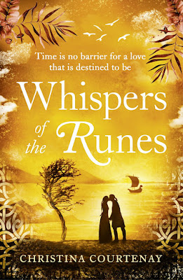 Whispers of the Runes by Christina Courtenay book cover Choc Lit