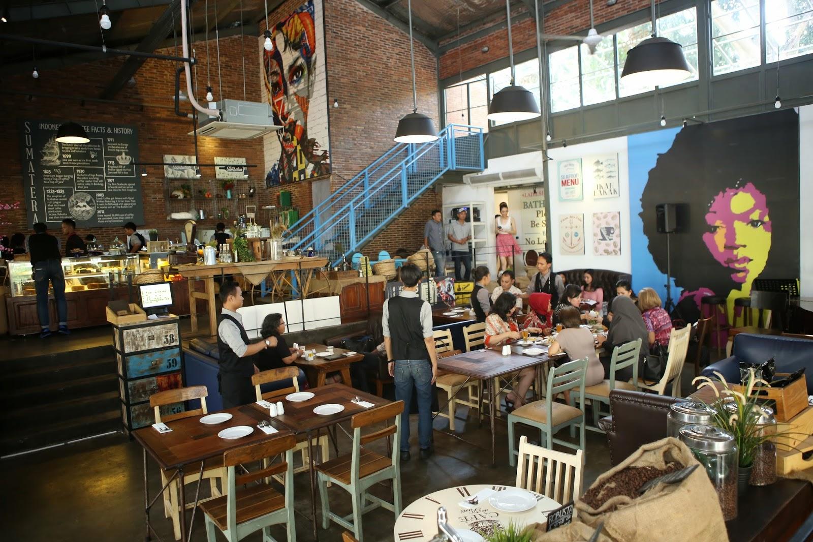 tempat makan nongkrong di tangerang selatan