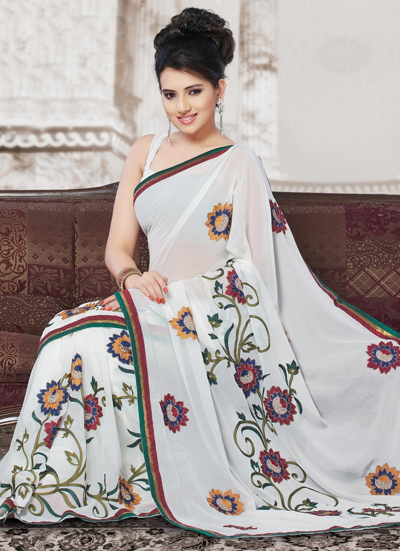 Latest Design Of Assam Type House: New Trend Of Indian Sarees