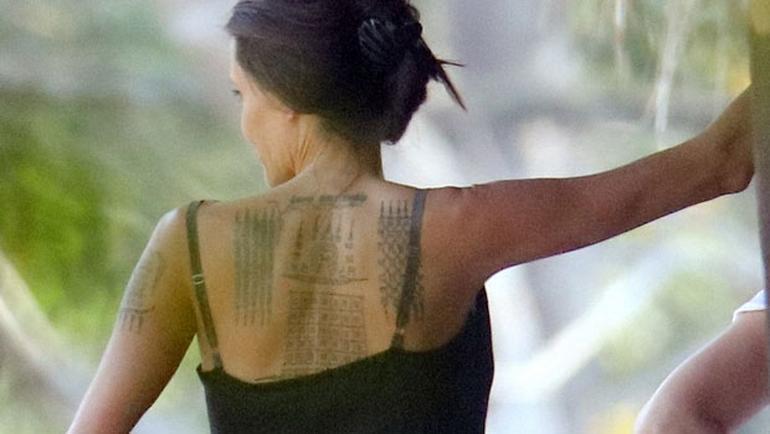 Тату на Пояснице для девушек | 63 фото женских татуировок ...
