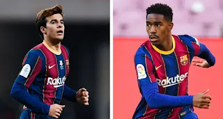 Koeman has block departure of Barca players as Puig and Firpo set to remain