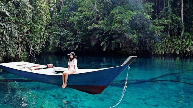 Tourist attractions in East Kalimantan