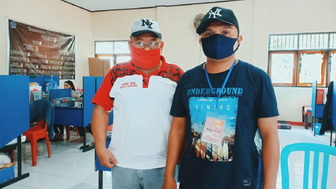SMK 9 Manado, PPDB dari Awal Sampai Hari Terakhir Berjalan dengan Lancar
