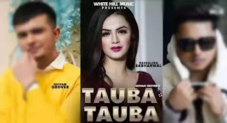 Tauba Tauba Lyrics - Shivam Grover ft. Pardhaan