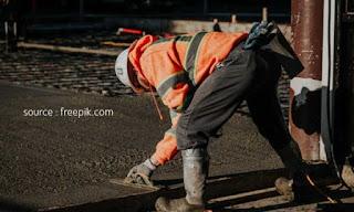 Perataan beton