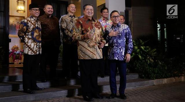 PAN, Demokrat, Gerindra, dan PKS Akan Gelar Pertemuan