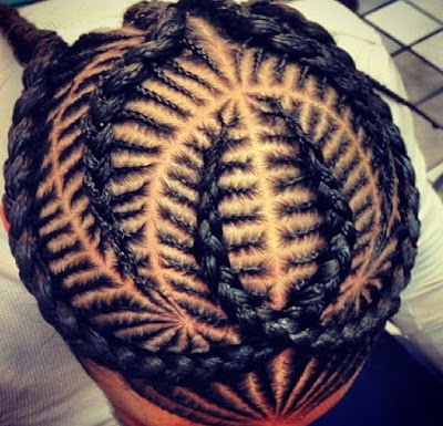 Braided Hairstyles for Black Man Picture 1