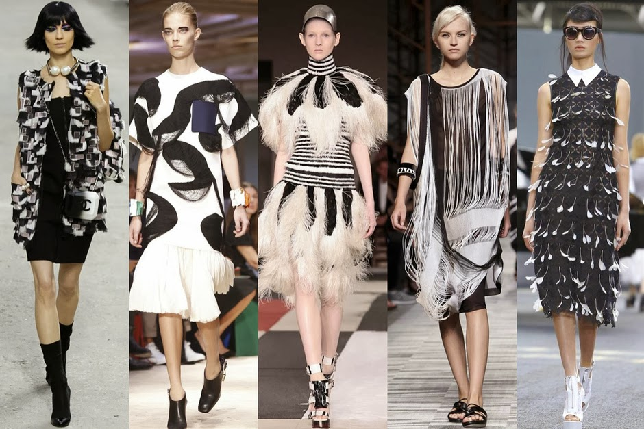 The fashion Tribe: Chanel, Céline, Alexander McQueen, Missoni, Erdem