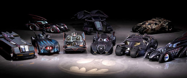 evolusi batmobile