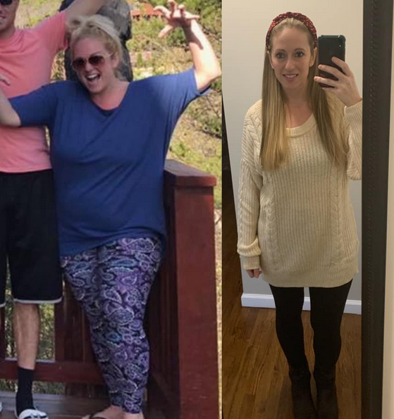 Weight loss, I've lost 70 lbs