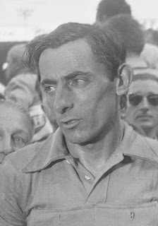 Rival rider Fausto Coppi was accused of plotting against Nencini