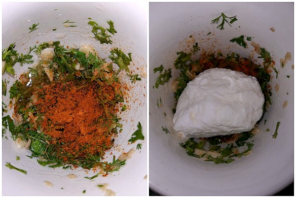 How to make Moroccan chicken rub