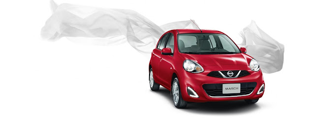 Review Nissan March 1.2 MT