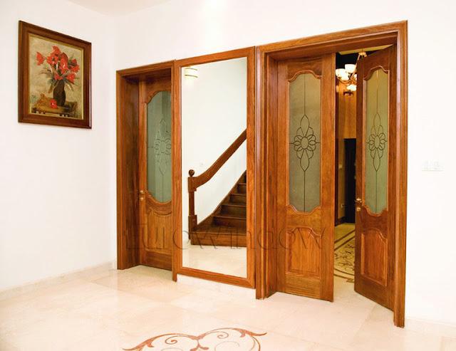 Tính Ưu Việt của cửa gỗ