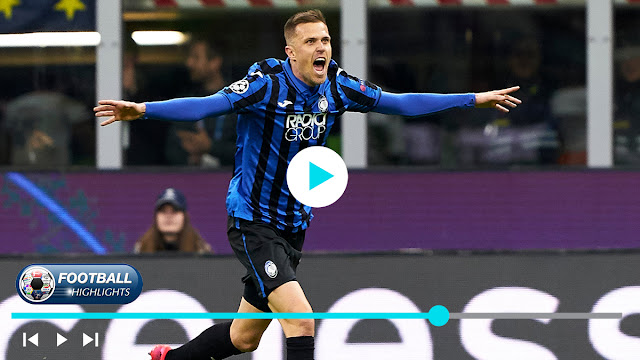 Atalanta vs Valencia – Highlights