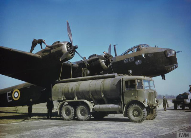 RAF Short Stirling bomber, 29 April 1942 worldwartwo.filminspector.com