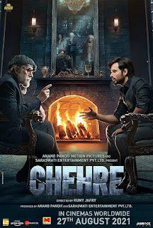 Download Chehre (2021) Full Hindi Movie 480p HDRip 400MB