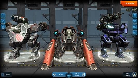 War Robot Mod APK