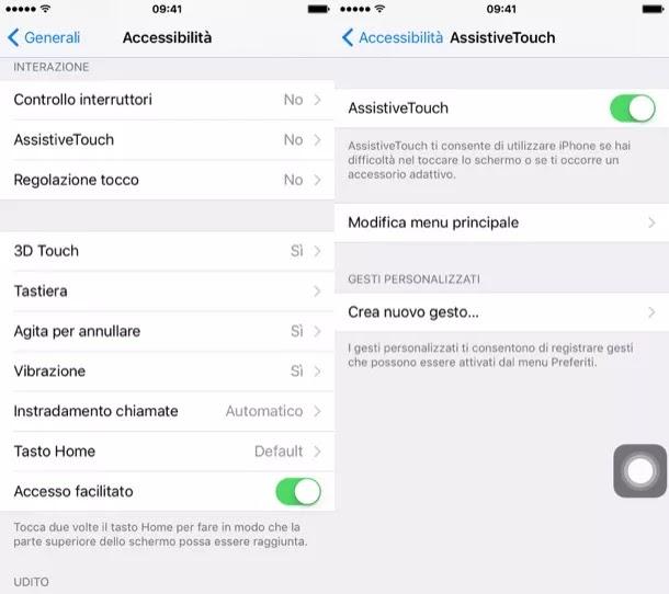 riavviare iphone 7 con tasto accensione rotto senza jailbreak