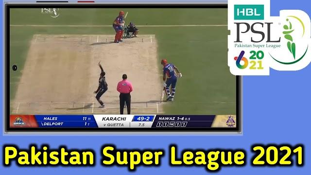 PSL Live 2021 | Pakistan Super League 2021 Live Streaming