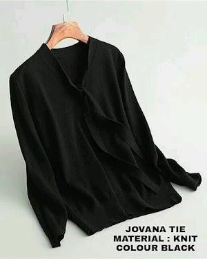 Jovana Tie Knit
