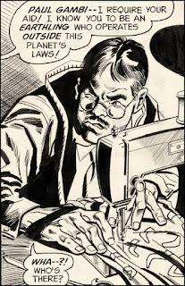 paul gambi dc comics
