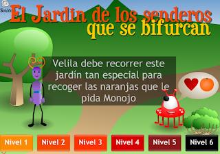 http://www.vedoque.com/juegos/jardin-senderos-bifurcan.swf
