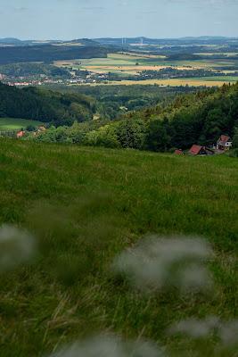 Oberlausitzer Bergweg | Etappe von Waltersdorf nach Oybin | Wandern im Zittauer Gebirge | Sachsen 02