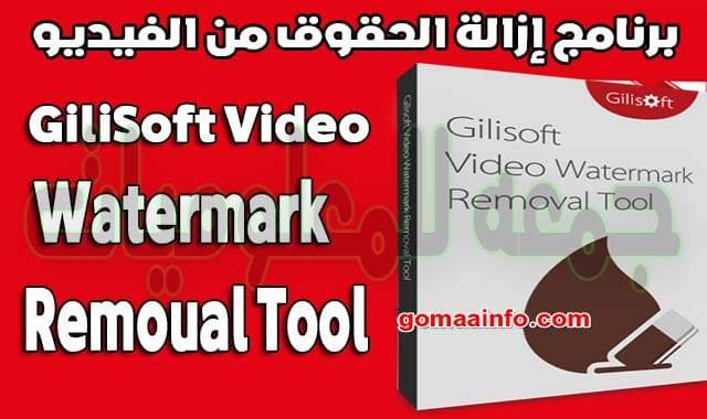 GiliSoft Video Watermark Removal Tool
