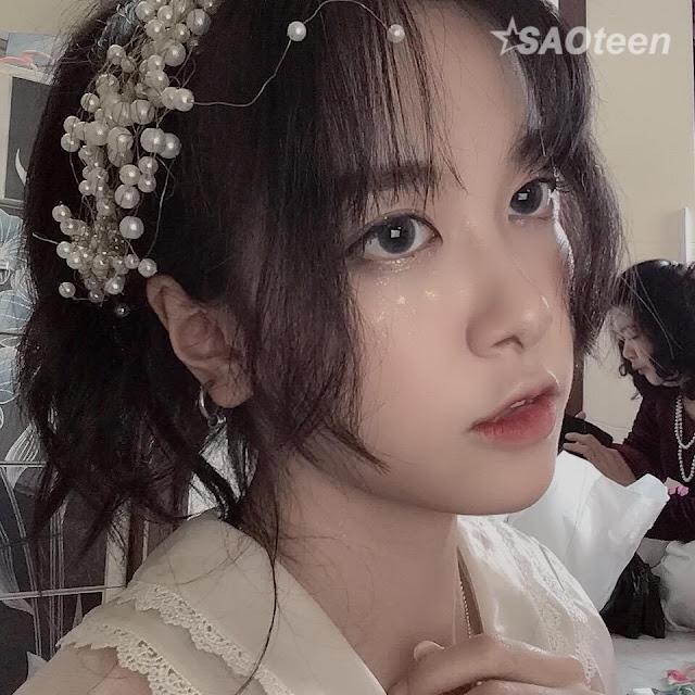 Xinh đẹp 'xuất thần' với bức hình chụp lén của nữ sinh Hà Thành - Ảnh 3