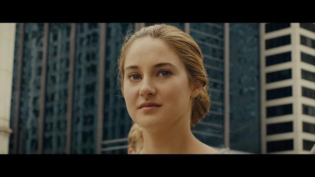 Divergente (2014) 1080p BRrip Latino - Ingles