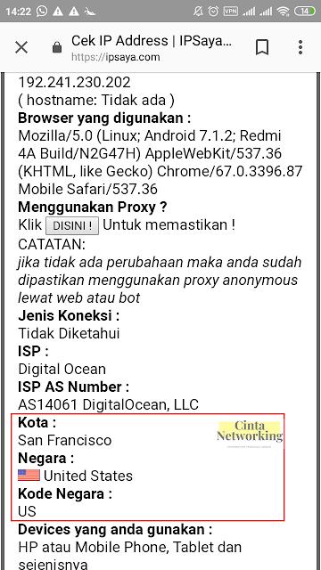 Cara Mudah Menggunakan Turbo VPN Di Android Lengkap - Cintanetworking.com