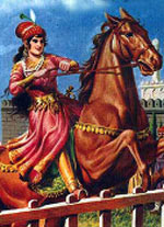 The Indian History: RAZIA SULTAN (The First Women Ruler of
