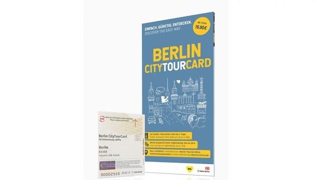 柏林城市旅遊卡 | Berlin CityTourCard | 2021年版