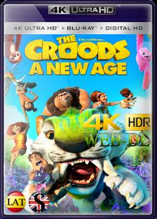 Los Croods 2: Una Nueva Era (2020) 4K WEB-DL UHD HDR WEB-DL LATINO/INGLES