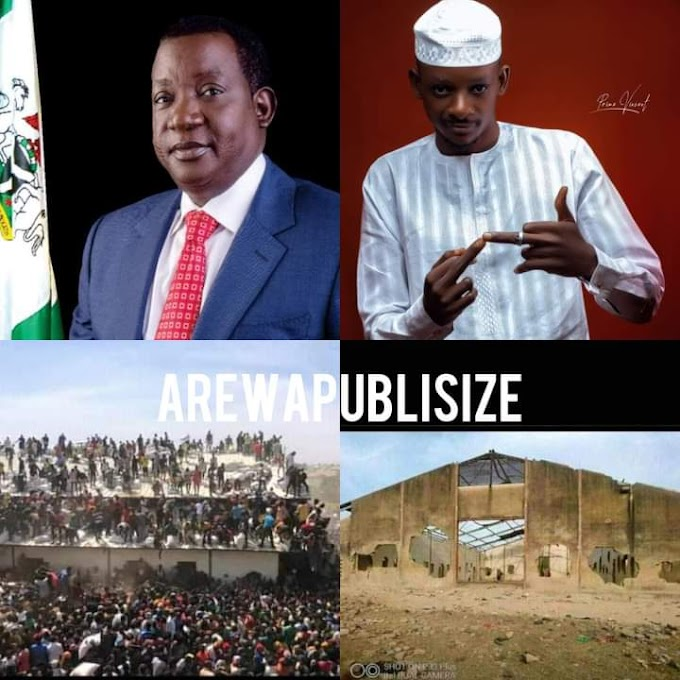 [Gist] 'No youth stole in jos, all photos were photoshoped' - Youth Democratic party chairman writes to Simon Lalong #Arewapublisize