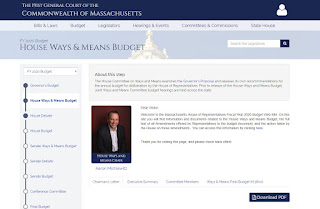 the MA budget cycle