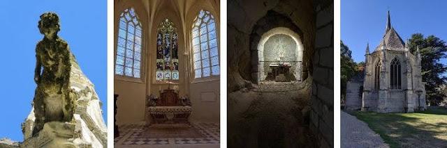 Loire Valley Castles: Chateau d'Usse