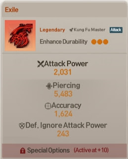 Blade & Soul Revolution Kungfu Master Legendary Weapon