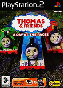 Thomas and Friends A Day at the Races PS2 ISO (Ntsc-Pal)